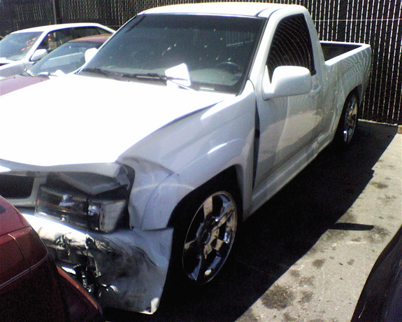 remembertofocus 2005 Chevrolet Colorado Regular Cab 5964649