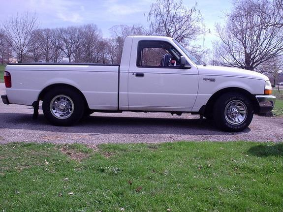 ImtiredOfThinkin's 1999 Ford Ranger Regular Cab