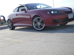 DDTiburon05s 2005 Hyundai Tiburon