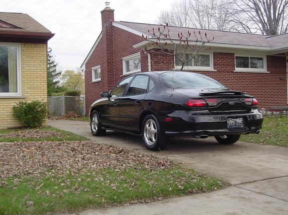 v8sho 39 s 1999 ford taurus in new haven mi. Black Bedroom Furniture Sets. Home Design Ideas
