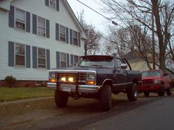 MrsMopar87s 1988 Dodge Ram 1500 Regular Cab