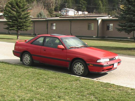 Another king6_ 1989 Mazda MX-6 post... - 5979302