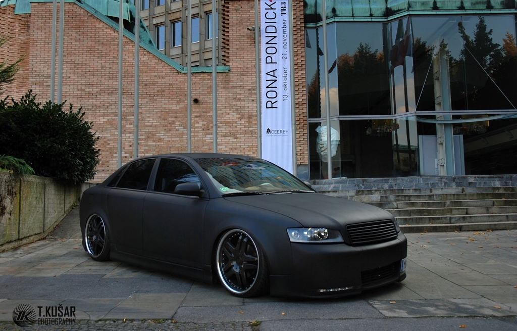 matte black audi a6. thread picu0027s of matte black c5 a6u0027s audi a6