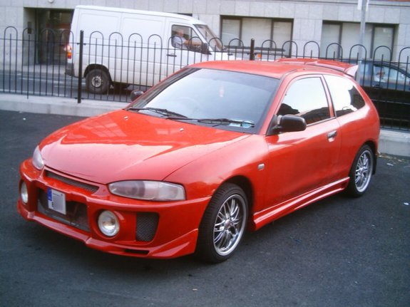 Another lordlame 2000 Mitsubishi Colt post... - 5985759