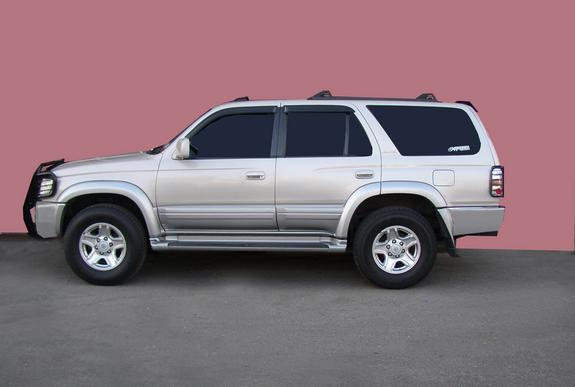 go2action 1997 toyota 4runner specs photos modification. Black Bedroom Furniture Sets. Home Design Ideas