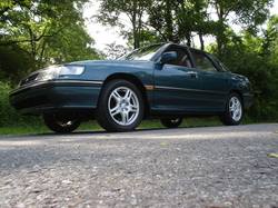 belladonnas 1993 Subaru Legacy