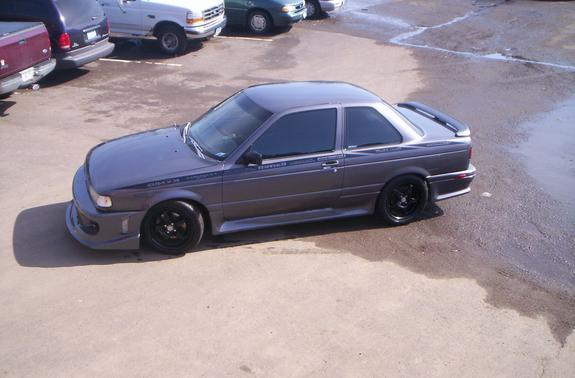 Another 1SlowPOS 1993 Nissan Sentra post... - 5991755