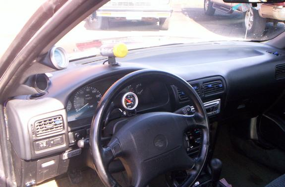 Another 1SlowPOS 1993 Nissan Sentra post... - 5991760