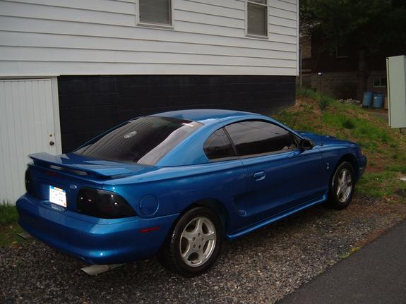 jamass_wv's 1996 Ford Mustang