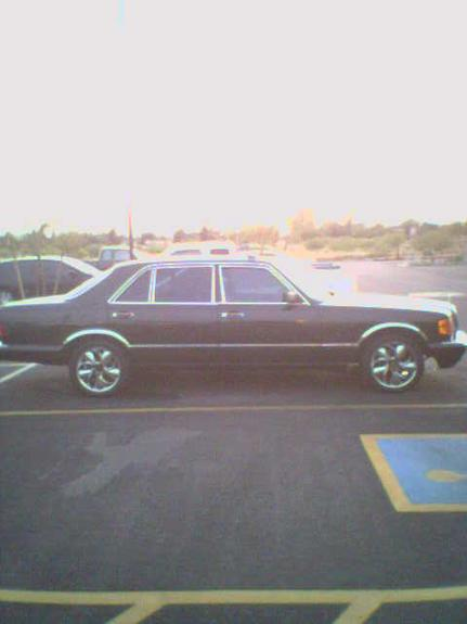 Another yungtut 1989 Mercedes-Benz S-Class post... - 6001626