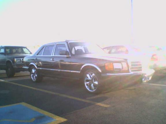 Another yungtut 1989 Mercedes-Benz S-Class post... - 6001637