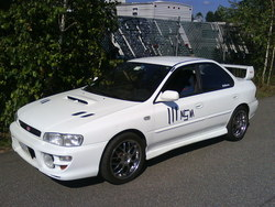 RSbloods 2000 Subaru Impreza