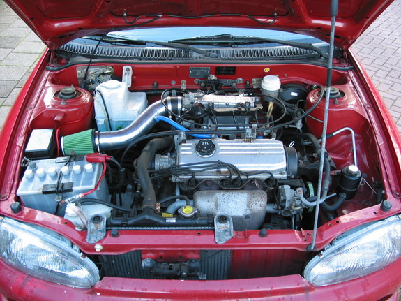 Another mc_roadkill 1995 Mitsubishi Colt post... - 6305320