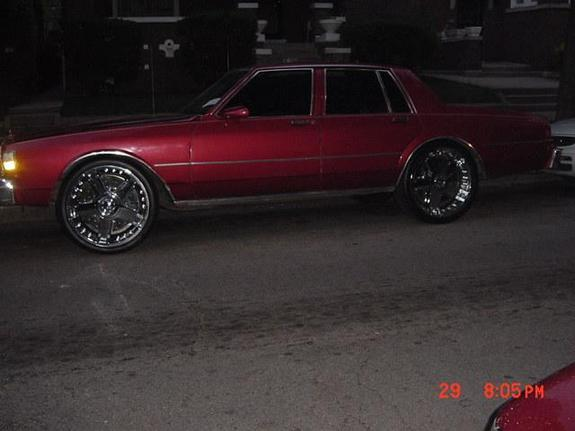 Another lord80p 1988 Chevrolet Caprice post... - 6016445