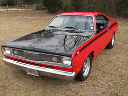 duster1971 1971 Plymouth Duster