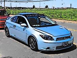 sciontcgirl 2005 Scion tC 6017594