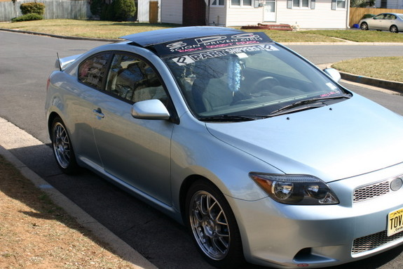 sciontcgirl 2005 Scion tC 6017604