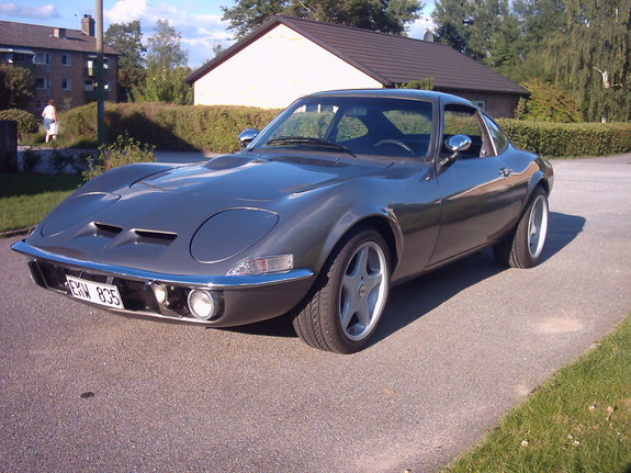 zebbe1 1972 opel gt specs photos modification info at cardomain. Black Bedroom Furniture Sets. Home Design Ideas