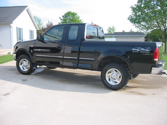 racerlt250r 1997 ford f150 regular cab specs photos modification info at cardomain. Black Bedroom Furniture Sets. Home Design Ideas