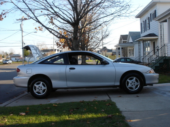 Another malteeseofhate 2000 Chevrolet Cavalier post... - 6022941