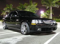 PrOpAiN 2000 Lincoln LS