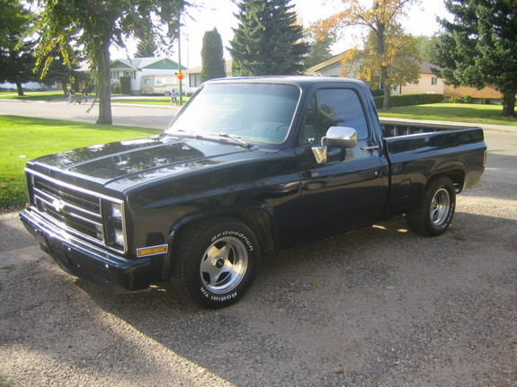 Ganzer 1982 Chevrolet C K Pick Up Specs Photos Modification Info