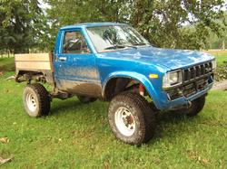 projectyotas 1982 Toyota Regular Cab