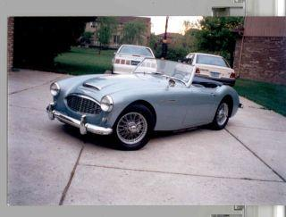 Another spartan0199 1961 Austin-Healey 3000 post... - 11459147