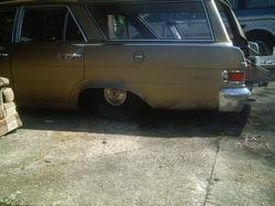 draginass 1965 AMC Rambler