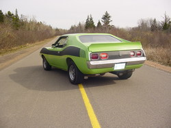 matt_comptons 1973 AMC Javelin