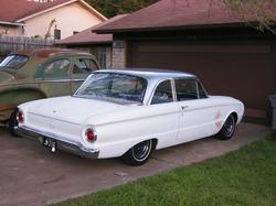 horseshoejohnnys 1960 Ford Falcon