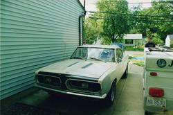 three60fishys 1967 Plymouth Barracuda