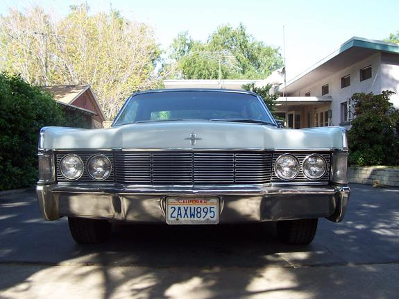 Tangwedge's 1968 Lincoln Continental
