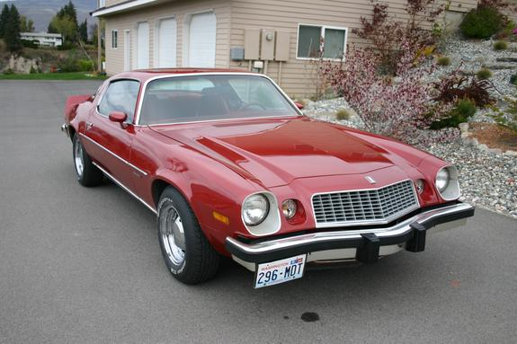 conceptcam 1977 Chevrolet Camaro Specs Photos Modification Info