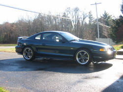 subtlebeast1s 1995 Ford Mustang
