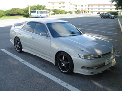 pyrocall 1996 Toyota Chaser