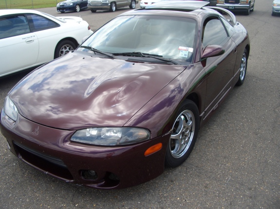 Another 95_Eclipse_GS 1995 Mitsubishi Eclipse post... - 6043391