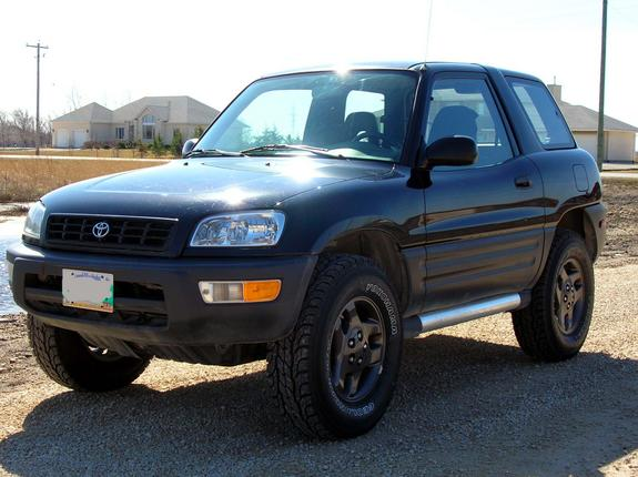 1998 Toyota rav4 lifted