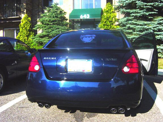 Another hm478 2004 Nissan Maxima post... - 6047395