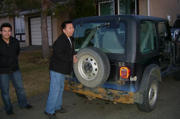 Another steevil 1991 Jeep YJ post... - 6050834