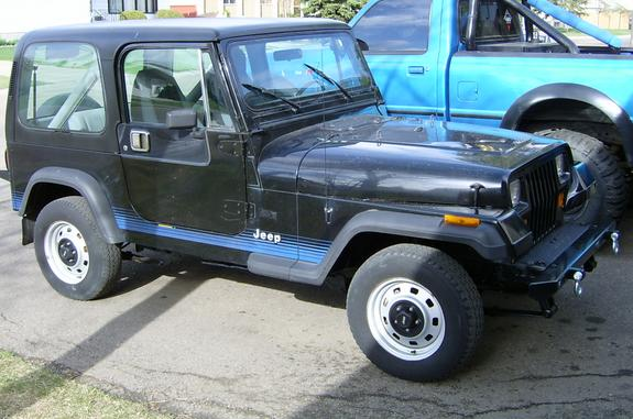 Another steevil 1991 Jeep YJ post... - 6050840