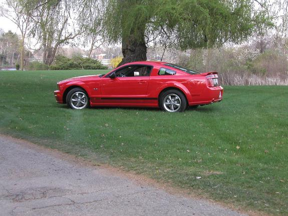 Another BadHenry 2005 Ford Mustang post... - 6051335
