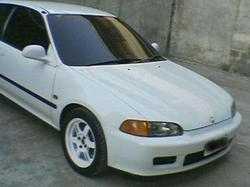 824776 1992 Honda Civic