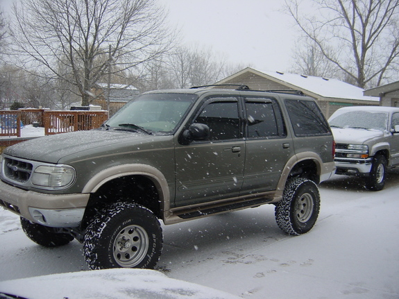 Adarkang 2000 Ford Explorer Specs Photos Modification Info At