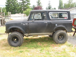 IHC392 1970 International Scout II