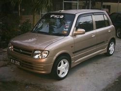 cuoreNAs 2004 Daihatsu Cuore