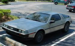 delorean1776s 1981 DeLorean DMC-12