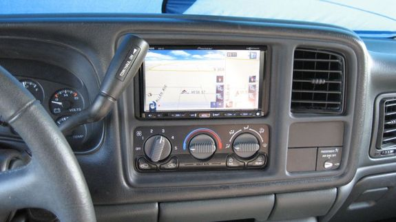 2002 Silverado Double Din Kit | Autos Post