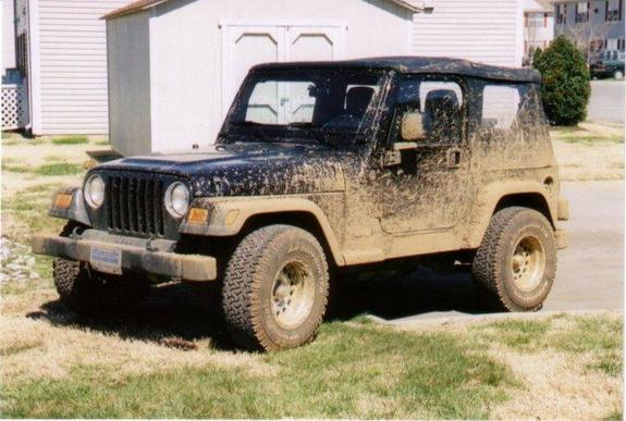 Another vharcourt78 2005 Jeep Wrangler post... - 6056694
