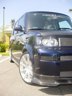 BiohazardousCusts 2004 Scion xB